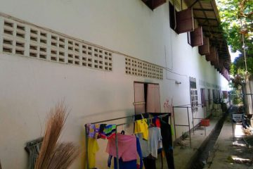 Iceman Charity Project: Total Renovation of Boys House 2