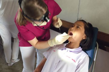 Iceman Charity Project Dentist Volunteers