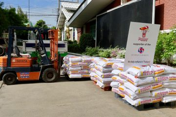 Iceman Charity Project Rice and Rice