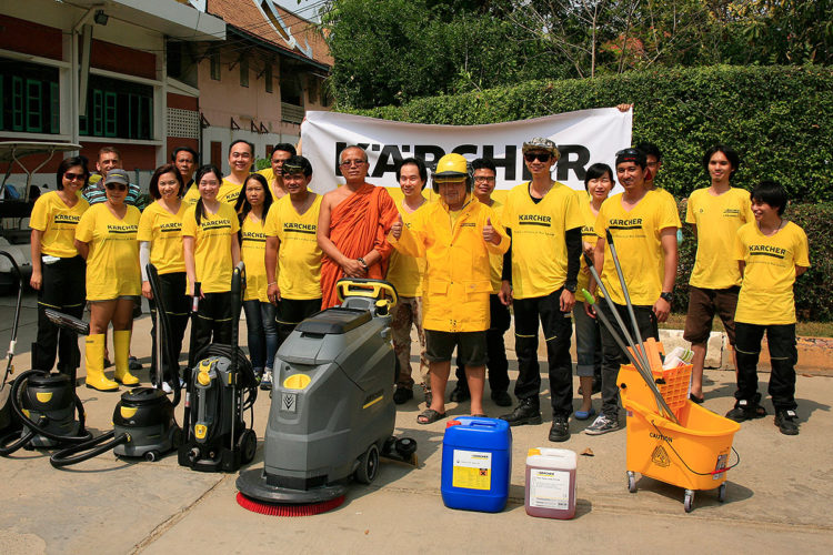 Cleaning Festival