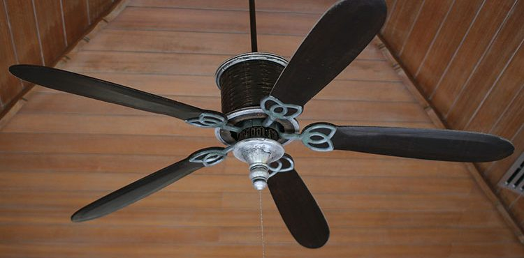 Iceman Charity project electric fan replacemant
