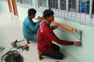 Project renovation bangsadej house
